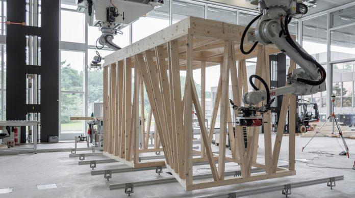 robótica na arquitetura