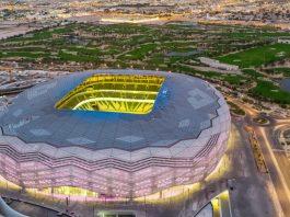 Construção sustentável - estádio do Catar
