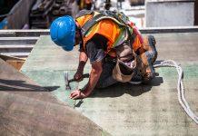 emprego e construção civil
