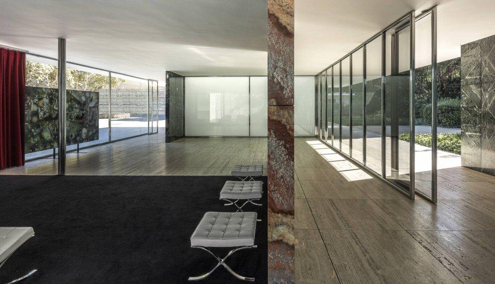 Pavilhão de Barcelona - Rafa Vargas