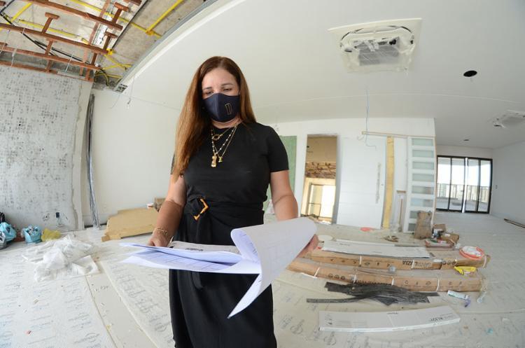 Indústria da construção investe em soluções para uma casa anticovid
