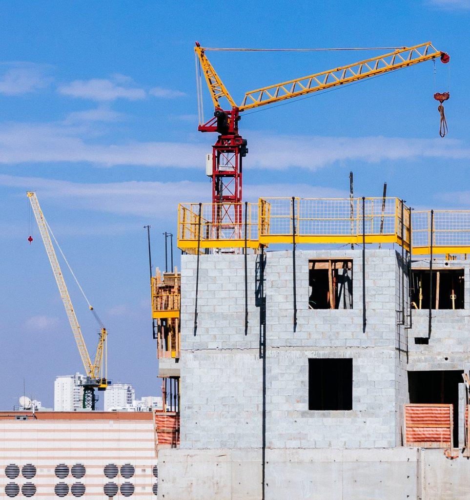 Faturamento da indústria de materiais de construção subiu 15,6% no 1º tri