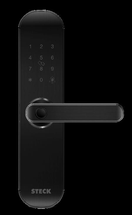 fechadura digital - linha Smarteck da Steck